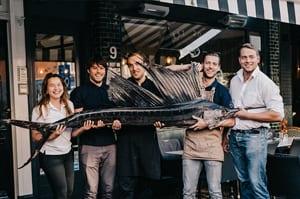 Werken bij Seafoodbar Vigo